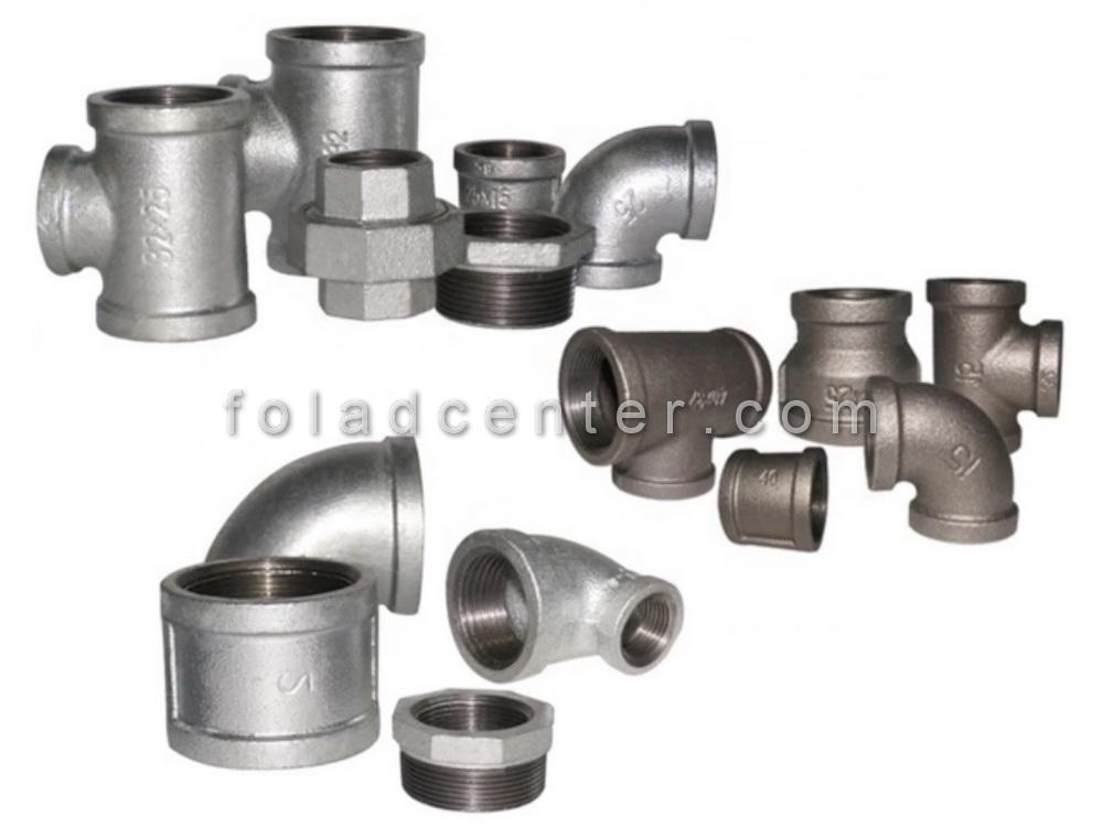 قیمت اتصالات فلزی
