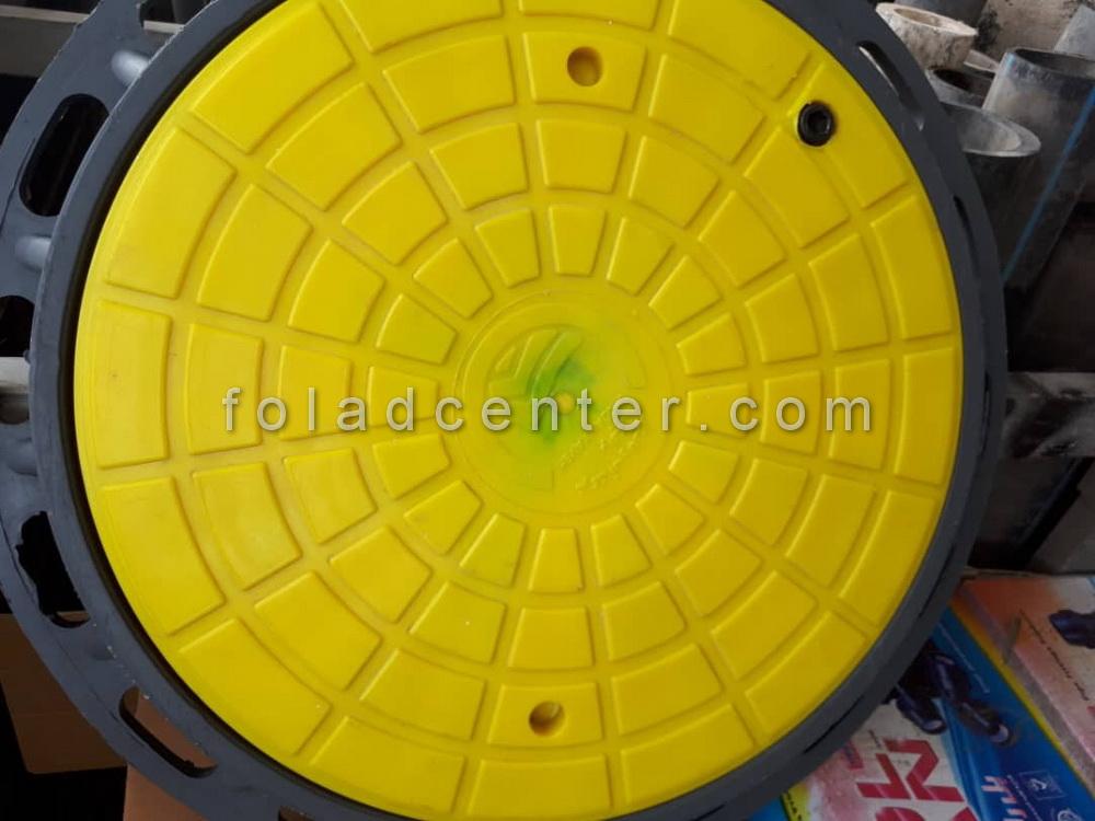 دریچه منهول پلی اتیلن (پلاستیکی)