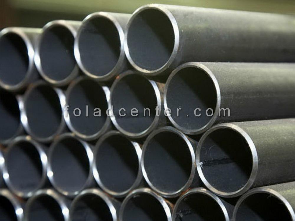 قیمت لوله فولادی درزدار